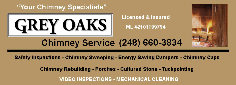 Outstanding Grey Oaks Chimney Service Chimney Service Chimney Repair Download Free Architecture Designs Grimeyleaguecom